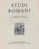 studi romani 2020