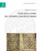 studi sulla storia del pensiero linguistico arab