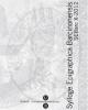 sylloge epigraphica barcinonensis x 2012