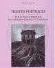 tristes portiques  sur le plan canonique de la maison trusque et romaine des origines au principat dauguste
