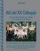 tti del xx colloquio dellassociazione italiana per lo studio e la conservazione del mosaico aiscom