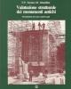 valutazione strutturale dei monumenti antichi   tassios tp