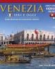 venezia ieri e oggi   archeoguida illustrata con ricostruzioni storiche