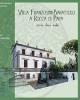 villa franzosini barattolo a rocca di papa  storia rilievi analisi   franco polidori